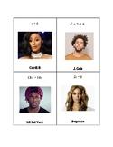 Pop Culture Polynomial Puzzle