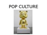 Pop Culture - Takashi Murakami and Jeff Koons PowerPoint