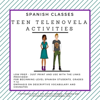 Pop Culture in the Spanish Classroom - La Telenovela