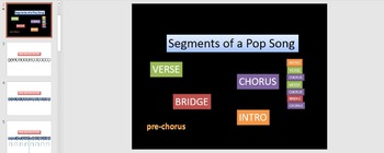 7-week Pop Ensemble Module (Just the Way you are - Bruno Mars) (Grade 4-7)