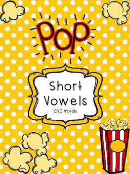 Short Vowel- POP!