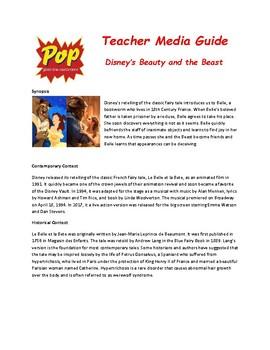 Disney's Beauty and the Beast Teacher Media Guide