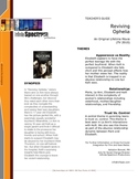 Pop Goes the Classroom Teacher Media Guide: Reviving Ophelia