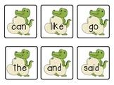 Pop Goes the Gator! A Popcorn Word Game for Kindergarten