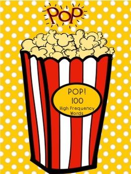 Sight Word Pop! 100 Word List