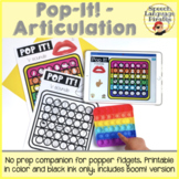 Pop-It! - Articulation: Printable and Boom