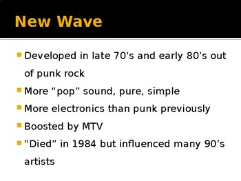 Pop Music 104 - Music of the 1980s