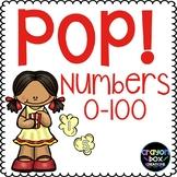Pop! Number Identification 0-100