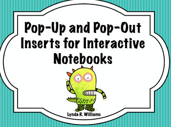 Pop-Outs and Pop-up Templates for Interactive Notebooks