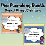 Pop Play-alongs: BUNDLE! Shake It Off and Dark Horse