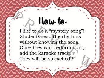 Pop Play-alongs: Jingle Bell Rock {practice solfege}