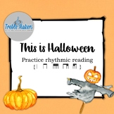Pop Play-alongs: This is Halloween {ti tika, tika ti} #tri