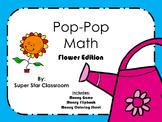 Pop-Pop Math (Flower Edition) Money