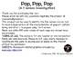 Pop, Pop, Pop--A 5 Senses Investigation