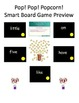 Pop! Pop! Popcorn Sight Word Smart Board Game