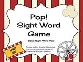 Pop! Popcorn Sight Word Game- Dolch Set