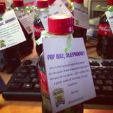 Pop Quiz Teacher Gift Tags