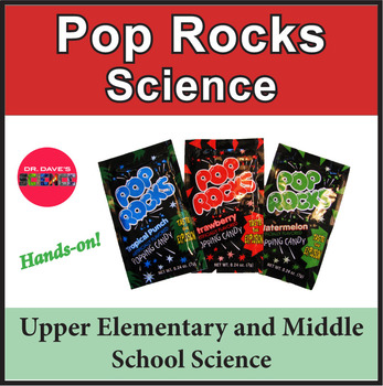 Pop Rock Science Activities