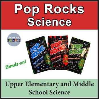 Pop Rock Science Activities