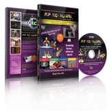DVD         -FREE lesson plans/lyrics at poprockandlearn.c