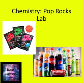 Chemistry: Pop Rocks Lab