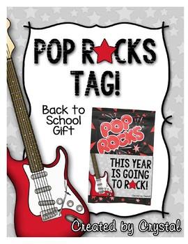 Pop Rocks Tag!
