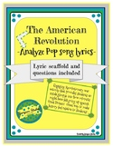 Pop Song Lyrics and the American Revolution