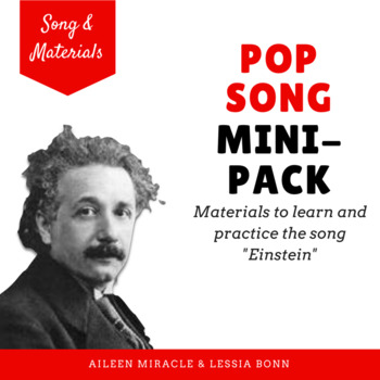 Pop Song Mini-Pack {Einstein}
