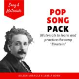 Pop Song Pack {Einstein}