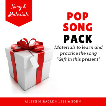 Pop Song Pack {Gift in this Present}