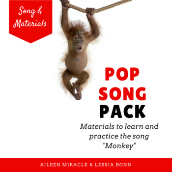 Pop Song Pack {Monkey}