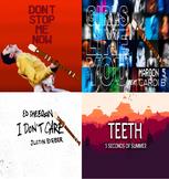 Pop Songs Recorder Bundle Volume 3 - Arrangement