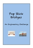 Pop Stick Bridges