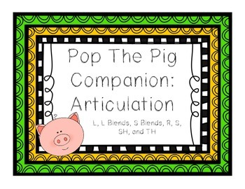 Pop The Pig Companion: Later Sounds
