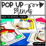 Pop Up Blends: Speech and Language Therapy Consonant Clusters