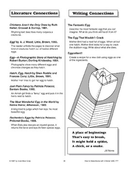 Pop-Up Book - The Egg