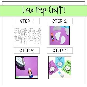 POP UP Bunnies: Spring Articulation and Language Craft