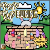 Pop-Up Bunny:  An Interactive Game for PowerPoint