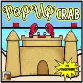 Pop-Up Crab:  An Interactive Game for PowerPoint