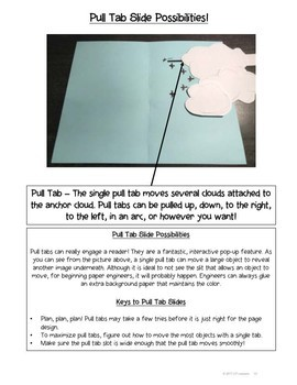 Pop-Up Lessons & Projects Part II: Paper Engineering, a Skill for All Subjects!