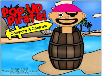 Pop-Up Pirate Game Companion: Compare and Contrast