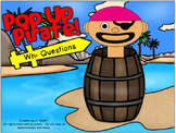 Pop-Up Pirate Game Companion: Wh- Questions