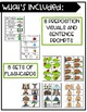Pop Up Prepositions: Summer Speech & Language Therapy Craft