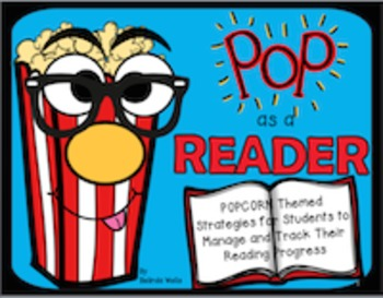 Pop as a Reader:  Using Popcorn Themed Strategies for Tracking Reading Progress