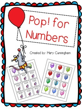 Pop! for Numbers