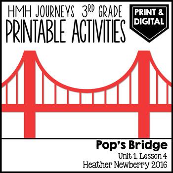 Pop's Bridge: Journeys 3rd Grade (Unit 1, Lesson4)