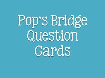 Pop's Bridge Question Cards