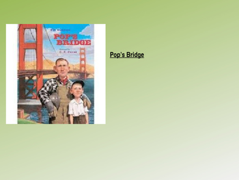 Pop's Bridge Text Talk