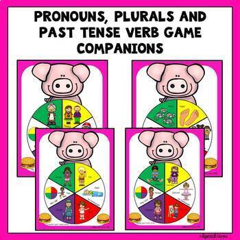 Pig Popping Articulation and Language Game Companion