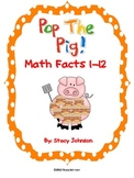 Pop the Pig Math Facts Game